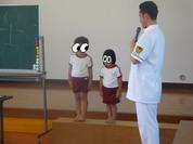幼稚園の人権研修かいにて(^o^)